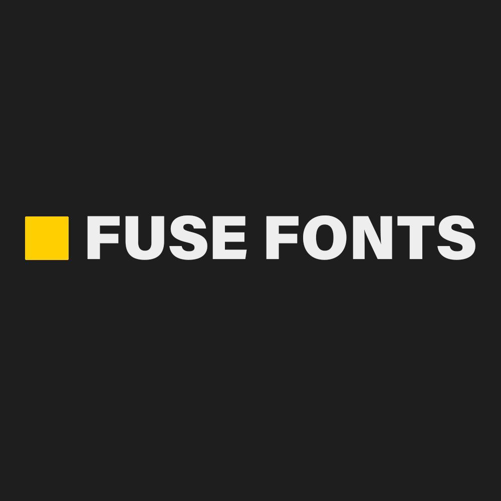 Fuse Fonts Logo